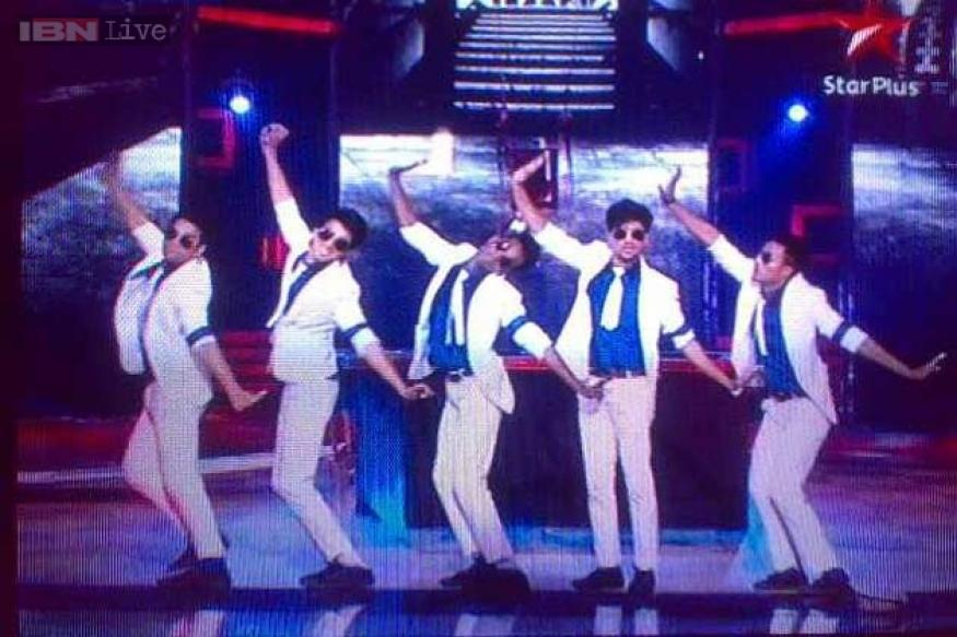 India's Dancing Superstar: Delhi's group MJ5 wins the title