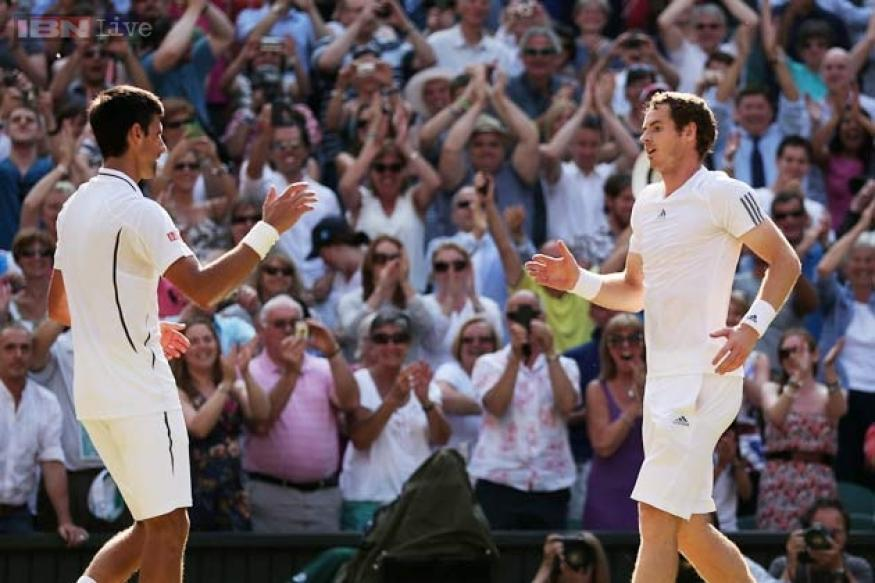 Andy Murray could face Novak Djokovic in US Open semi-finals