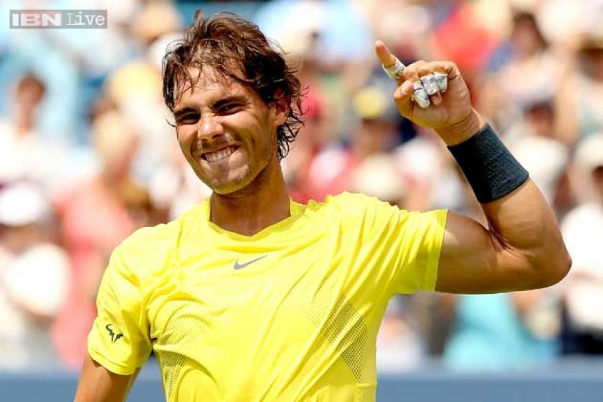 King of Clay Nadal looks to extend reign to hardcourts