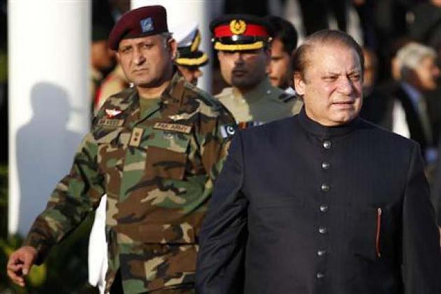 Nawaz Sharif holds high-level meeting to review security issues