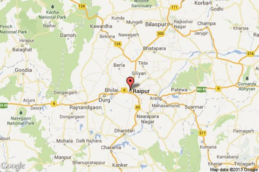 Naxal killed in encounter with security forces