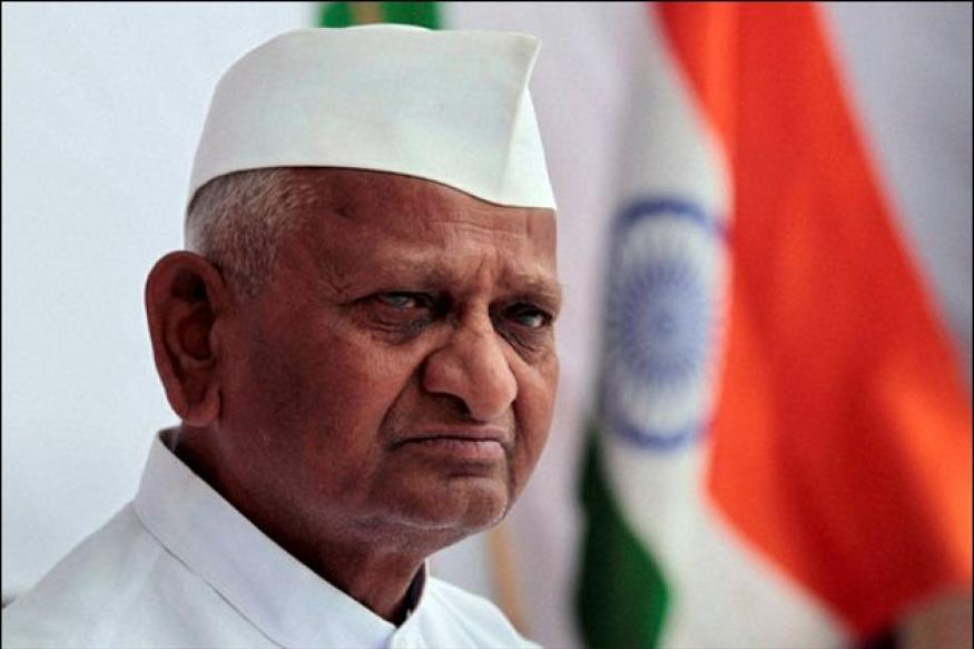 Neither Modi nor Rahul fit to become PM, says Anna Hazare