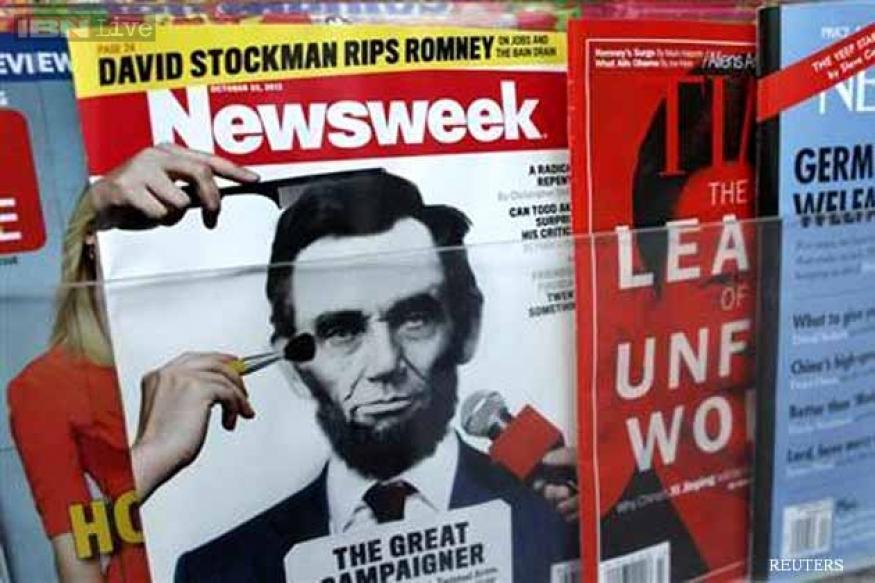 International Business Times buys Newsweek from Daily Beast