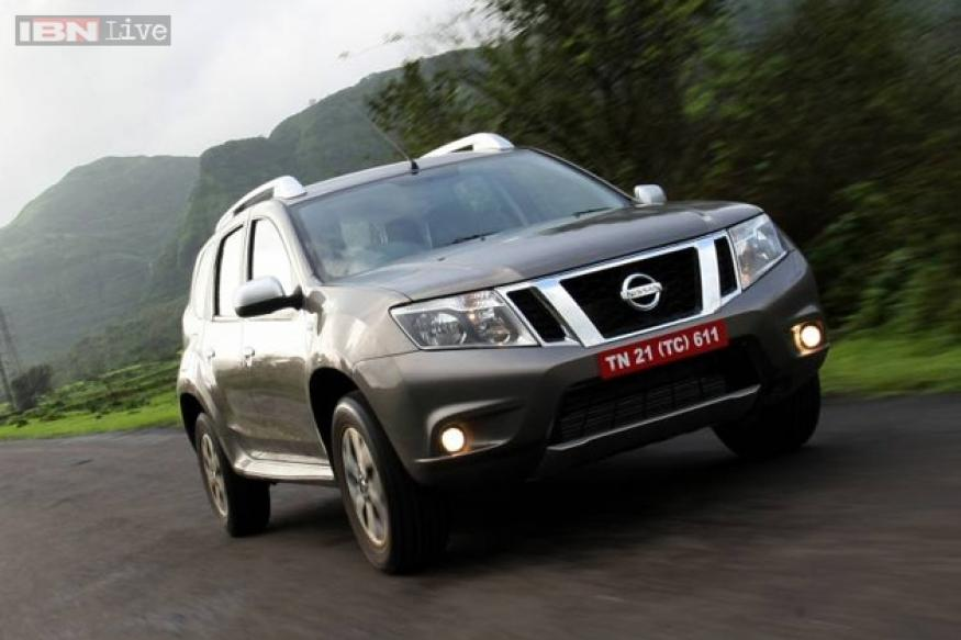2013 Nissan Terrano unveiled in India, launch in October