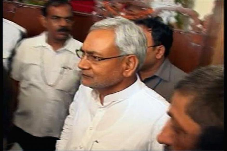 Nitish Kumar mourns loss of lives in Dhamara Ghat train tragedy