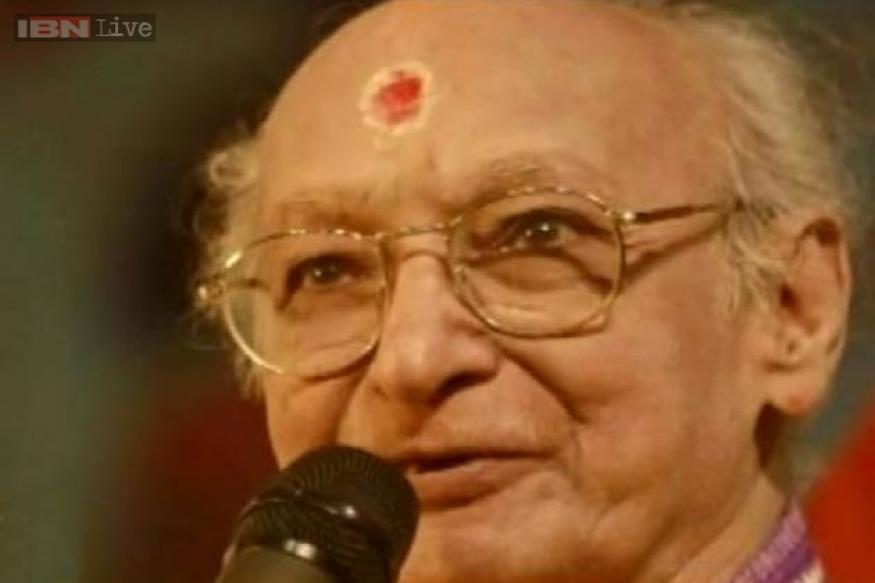 Odisha: Pandit Raghunath Panigrahi dies at 80