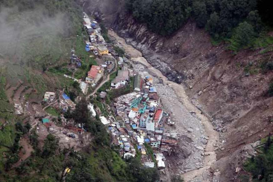 Reddy asks scientists to find reasons for Uttarakhand floods