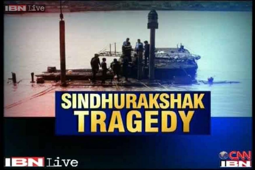 Seventh body recovered from submarine INS Sindhurakshak