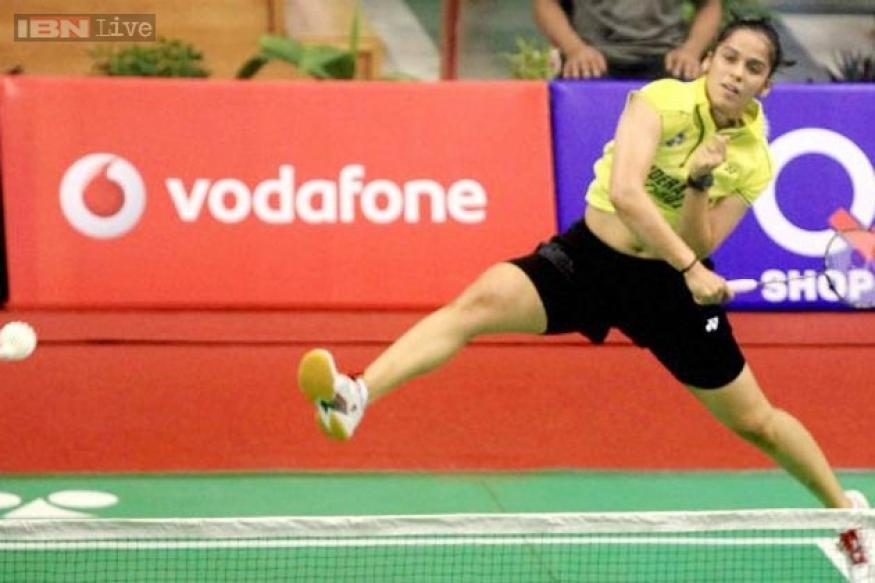 IBL: Saina comes from behind to down Schenk in thrilling encounter
