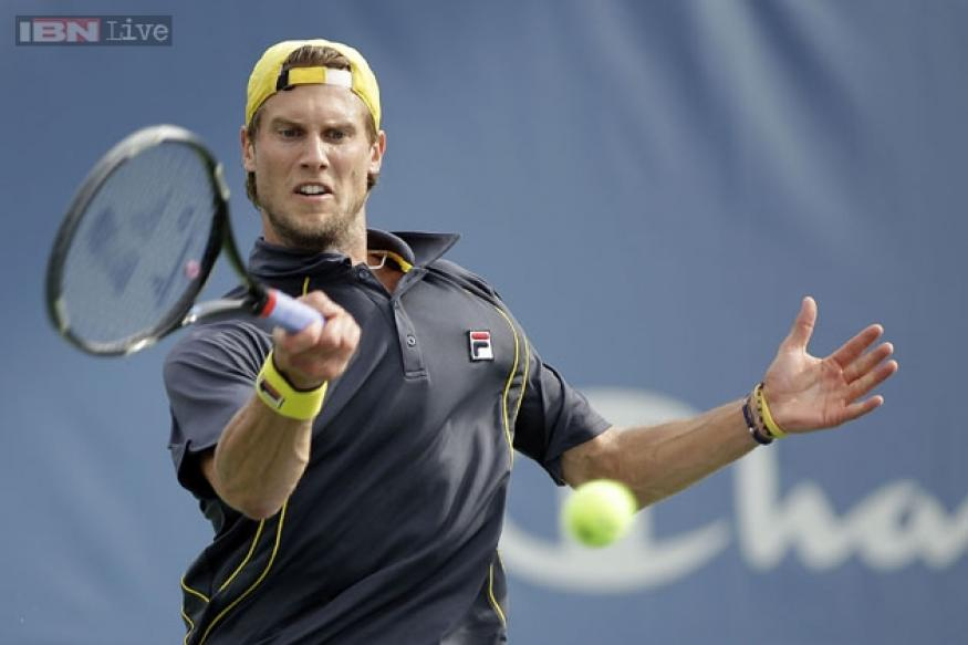 No. 2 seed Seppi upset at Winston-Salem Open