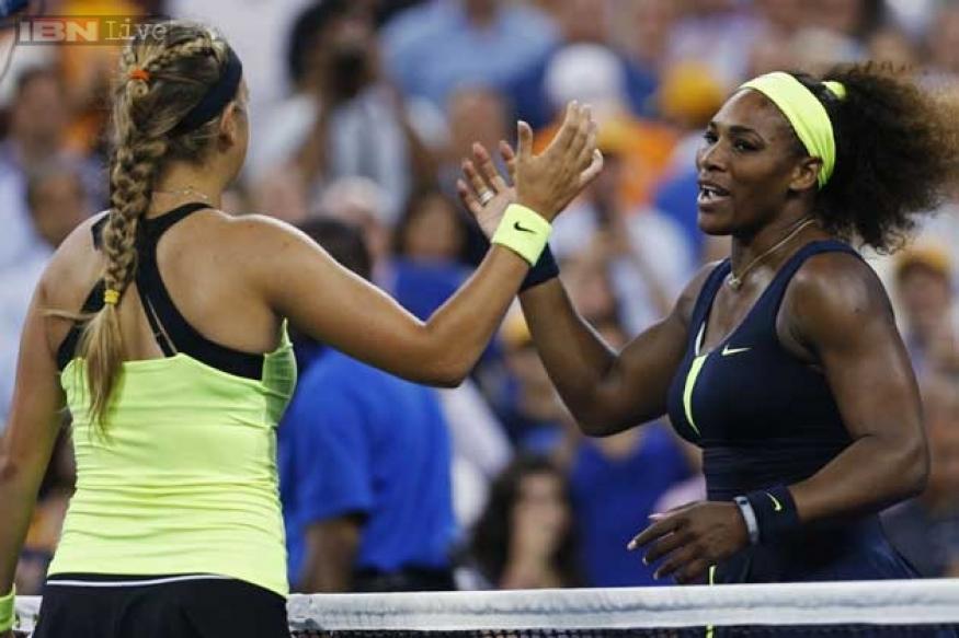 Azarenka poses danger for Williams at US Open