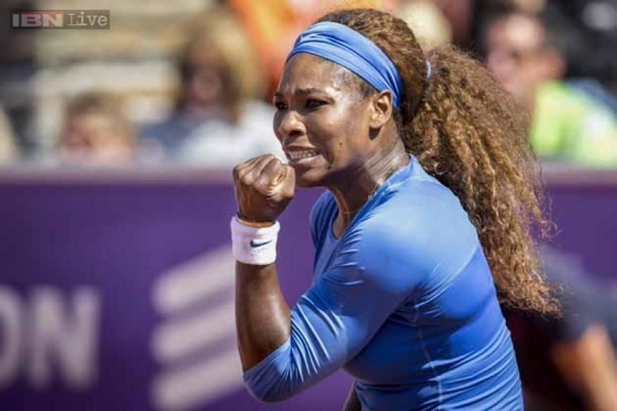 2012 champ Serena Williams seeded No. 1 for US Open