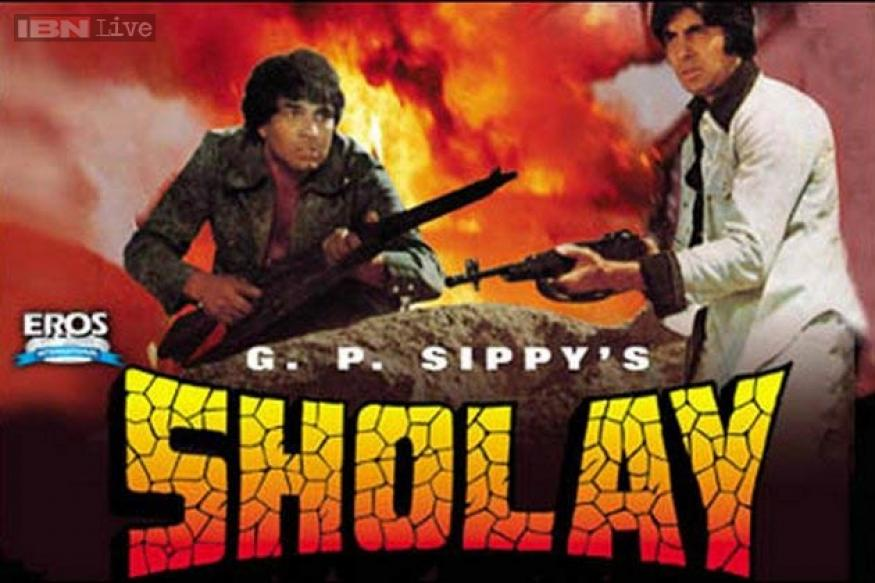 'Sholay 3D' to release on Big B's 71st birthday?