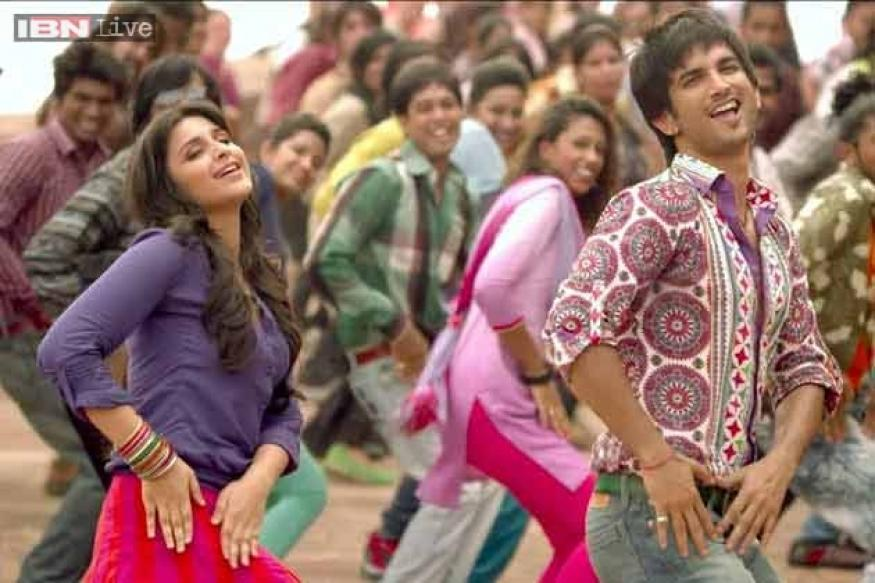 'Shuddh Desi Romance' title track sounds similar to yesteryear songs?