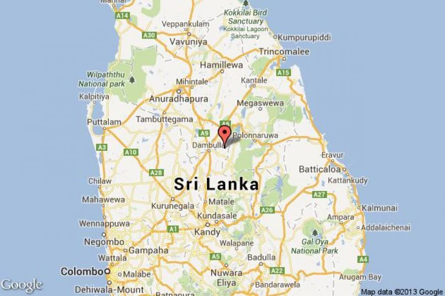 Sinhalese Buddhist monks protest UN rights chief's visit