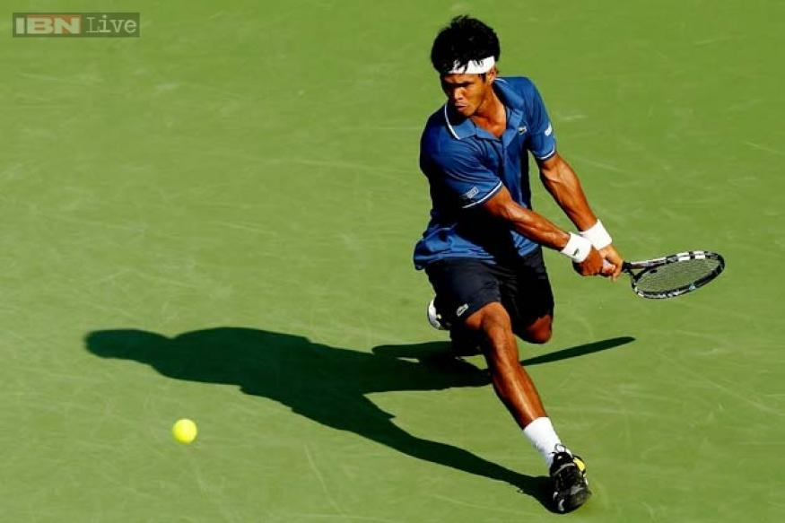 Somdev advances to 2nd round of US Open qualifiers