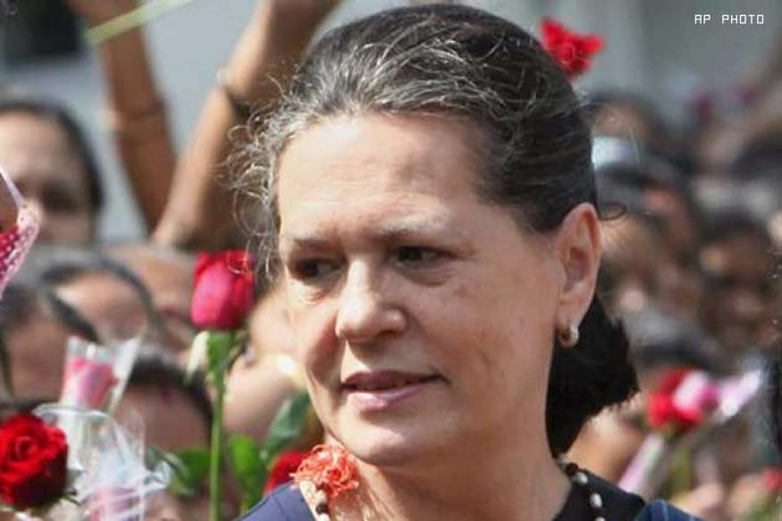Sonia Gandhi back in Lok Sabha after illness