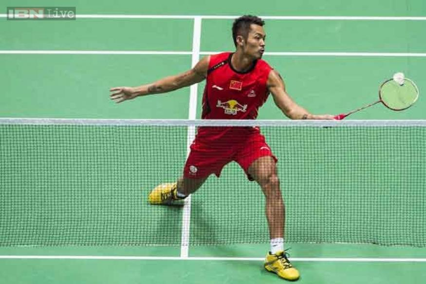 Lin Dan defends World Badminton title at Guangzhou