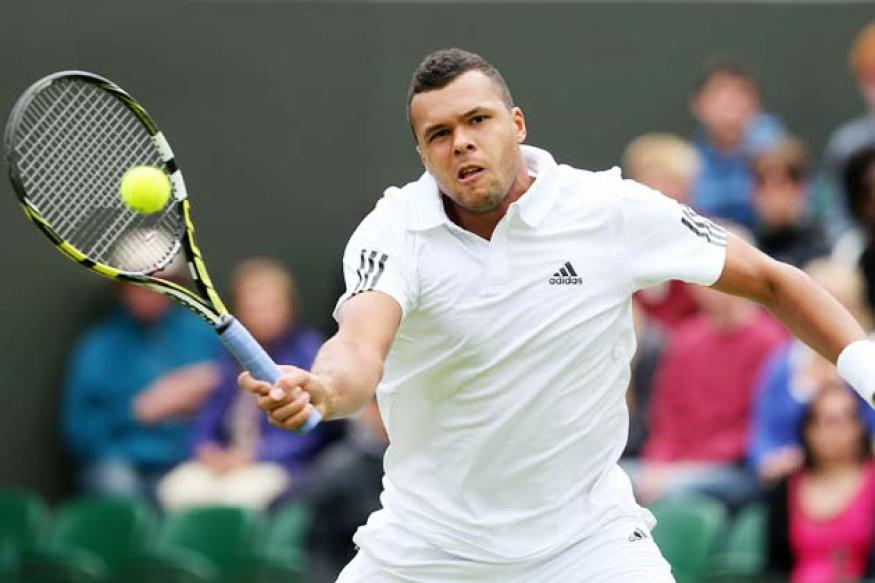 Jo-Wilfried Tsonga splits with coach Roger Rasheed