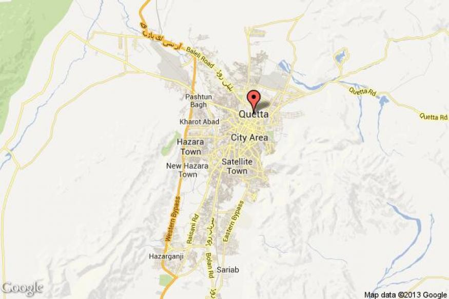Two security men killed in Quetta check-post attack