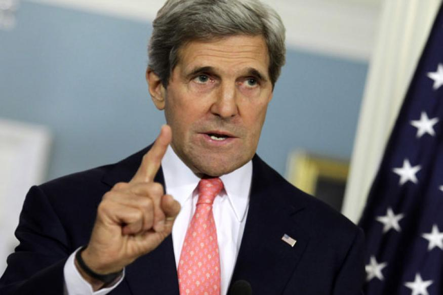 US Secretary of State John Kerry hopes Pakistan drone strikes to end 'very soon'
