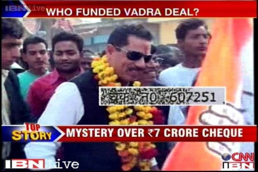 Govt is defending Vadra deal to avoid a larger inquiry: Jyoti Kamal