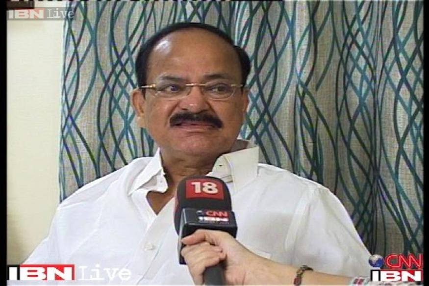 LoC killings: Terror and talks cannot go together, says Naidu