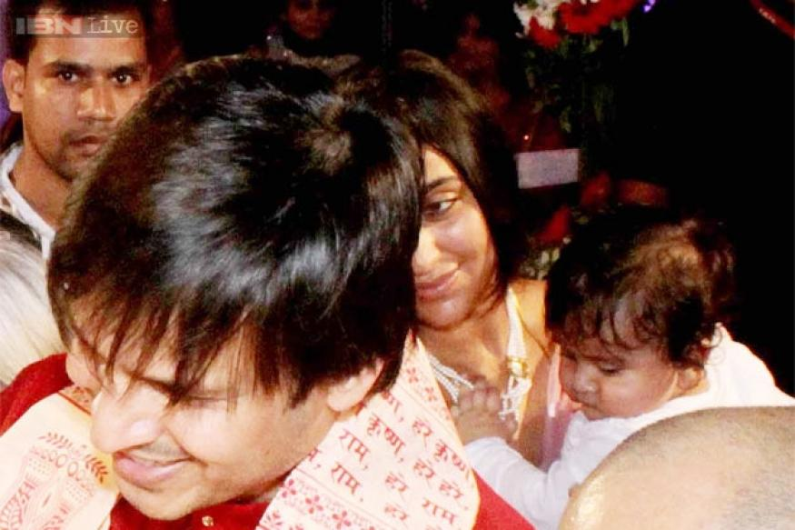 Snapshot: Have you met Vivek Oberoi's son Vivaan yet?