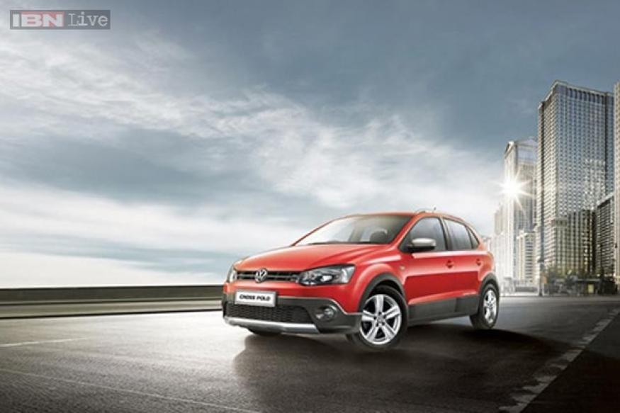 Volkswagen launches the Cross Polo in India at Rs 7.75 lakh