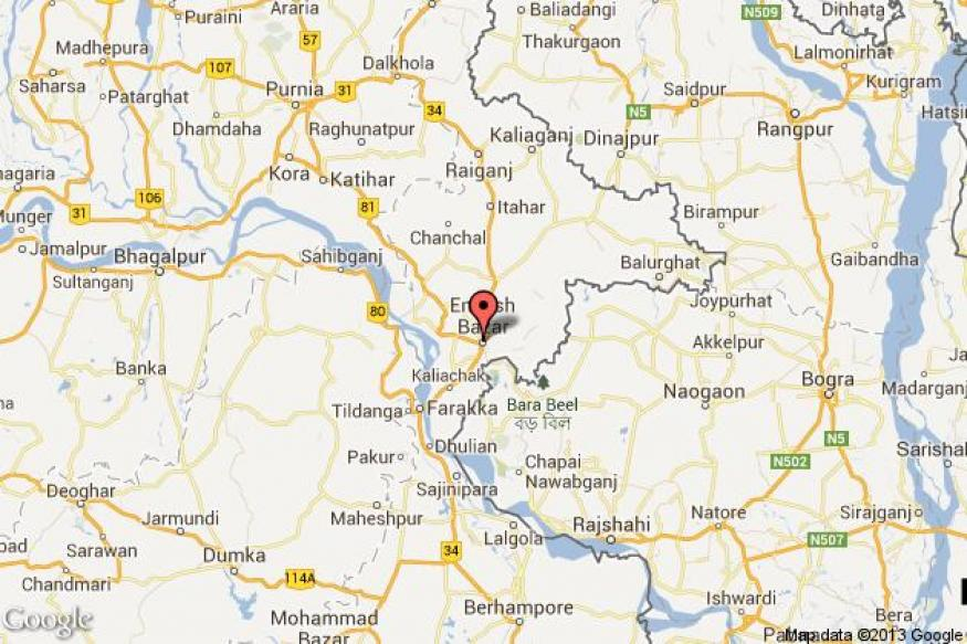 WB: Flood hits Malda, 15 villages submerged, ten thousand affected