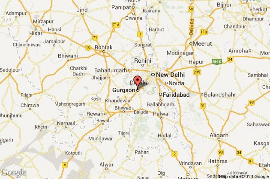 Woman's decomposed body found in school bus in Gurgaon
