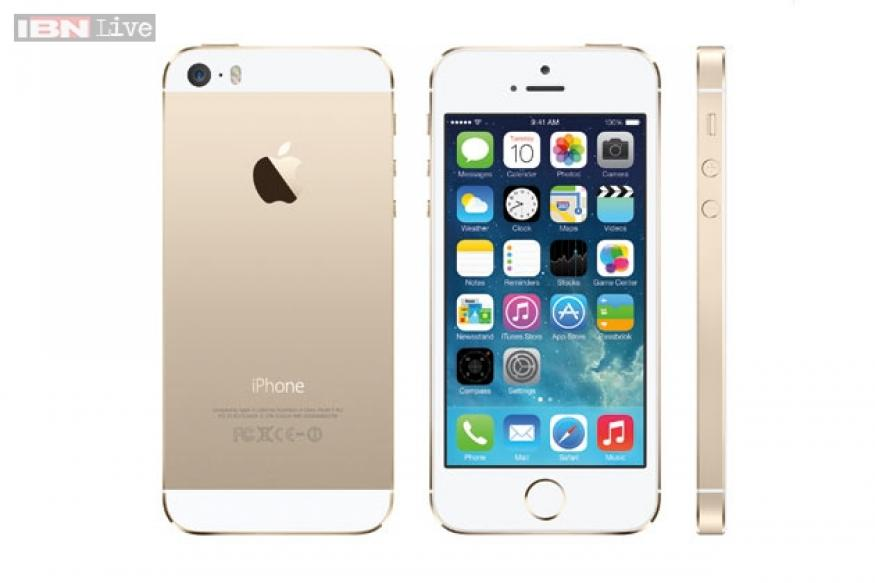 Apple iPhone 5s, 5c go on sale, gold iPhone 5s sells out