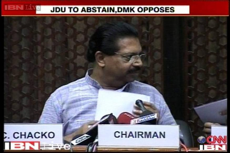 JPC adopts 2G case report, 16 members in favour, 11 against