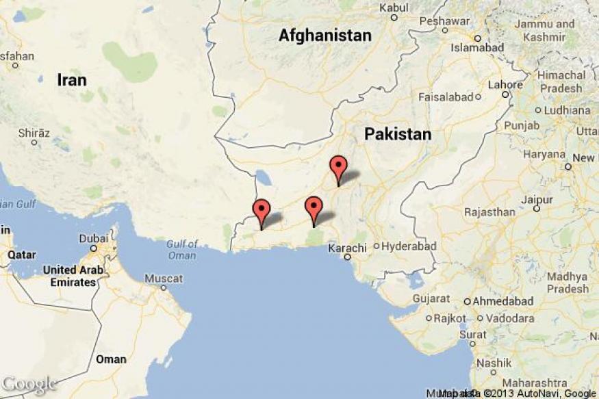 80 killed as earthquake measuring 7.7 on Richter Scale strikes southwest Pakistan