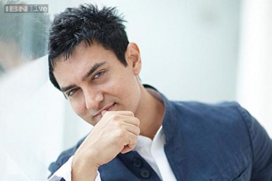 Aamir Khan shoots for 'Peekay' in Delhi, leaves fans mesmerised with acting skills