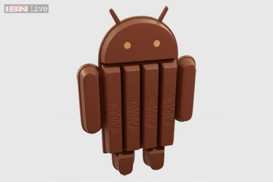 Android 4.4 to be called KitKat; Google and Hershey forge a sweet deal
