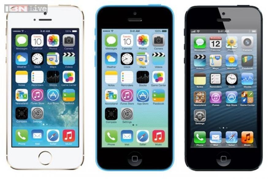 Battle of the Apple phones: iPhone 5s vs iPhone 5c vs iPhone 5