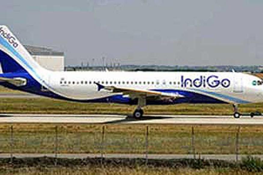 Bangalore: Narrow escape for over 100 passengers as Indigo flight hits runway lights
