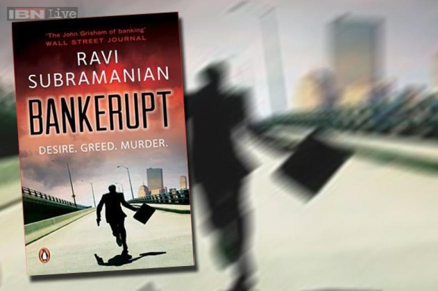Bankerupt has all elements to be a bestseller