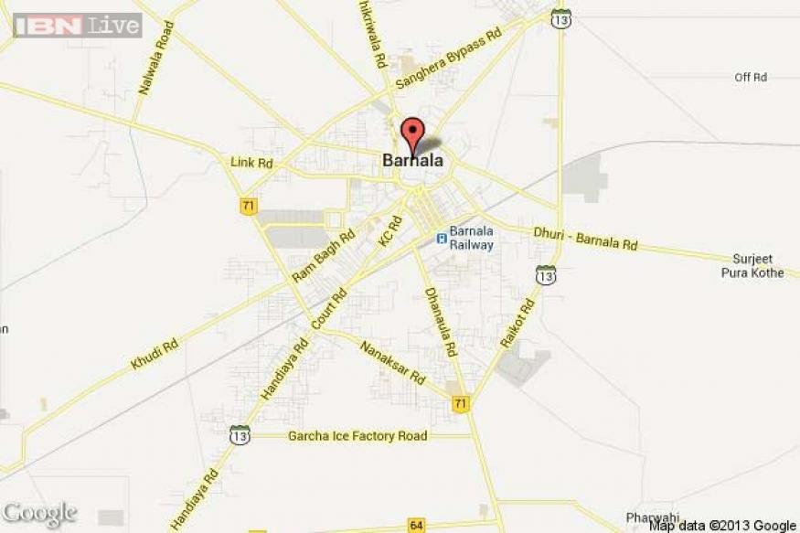 Barnala local held for links with terrorists, weapons seized