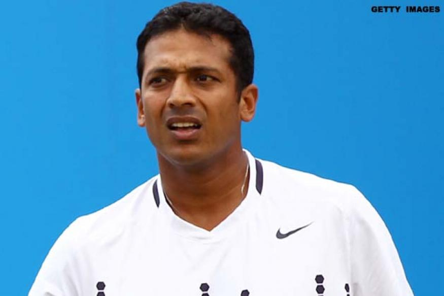 Bhupathi-Lidstedt suffer upset defeat; Somdev too bows out