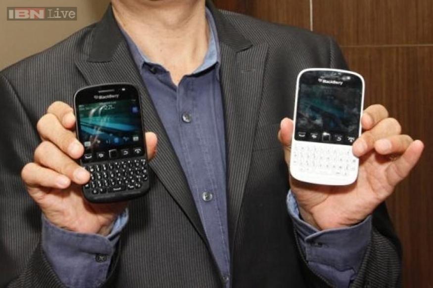 BlackBerry 9720 launched in India at Rs 15,990