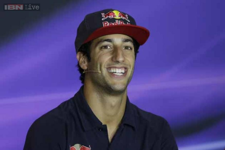 Ricciardo relieved Red Bull waiting game is over