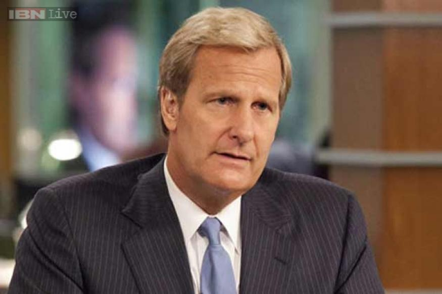 65th Emmy Awards: Jeff Daniels of 'The Newsroom' wins Best Actor