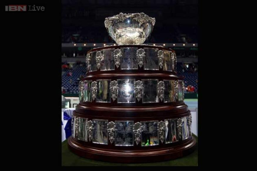 Davis Cup 2014 draw pits Czechs against Dutch