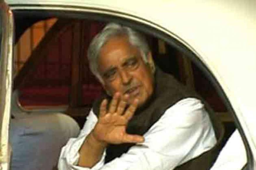 Discipline security establishment in handling Kashmir, says Mufti Mohammad Sayeed