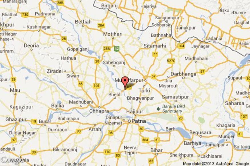 Five men rape two teenaged girls at gunpoint in Vaishali