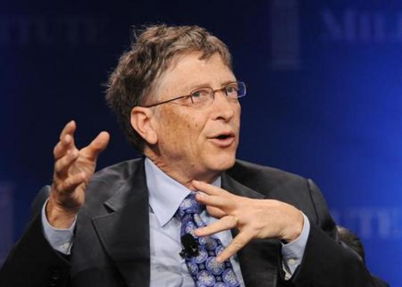 Gates tops Forbes rich list again as young wealthy play catch up