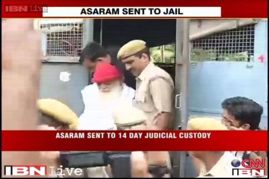 Girl's medical report rules out rape, says Asaram's counsel