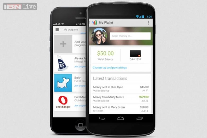 Google brings Wallet to the iPhone, challenges Apple's Passbook